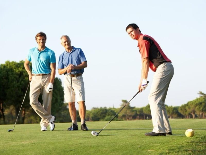golfbuddy baanbegeleider golfpark de leemskuilen Uden