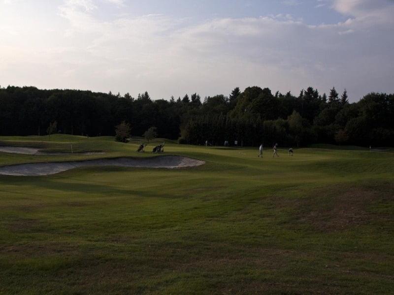 Inschrijven golf leden Uden