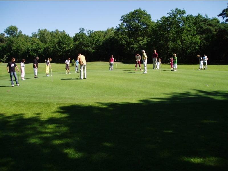 Kennismaking golfclinic Uden