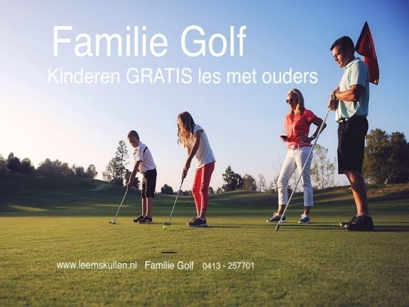 familie golf
