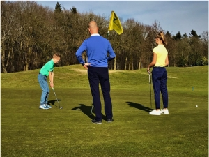 jeugd golf